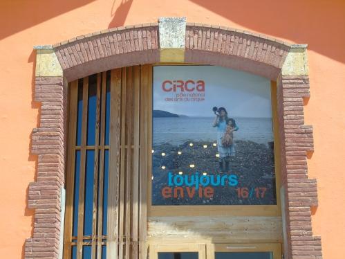 CIRCa, pôle national des arts du cirque (Auch)
